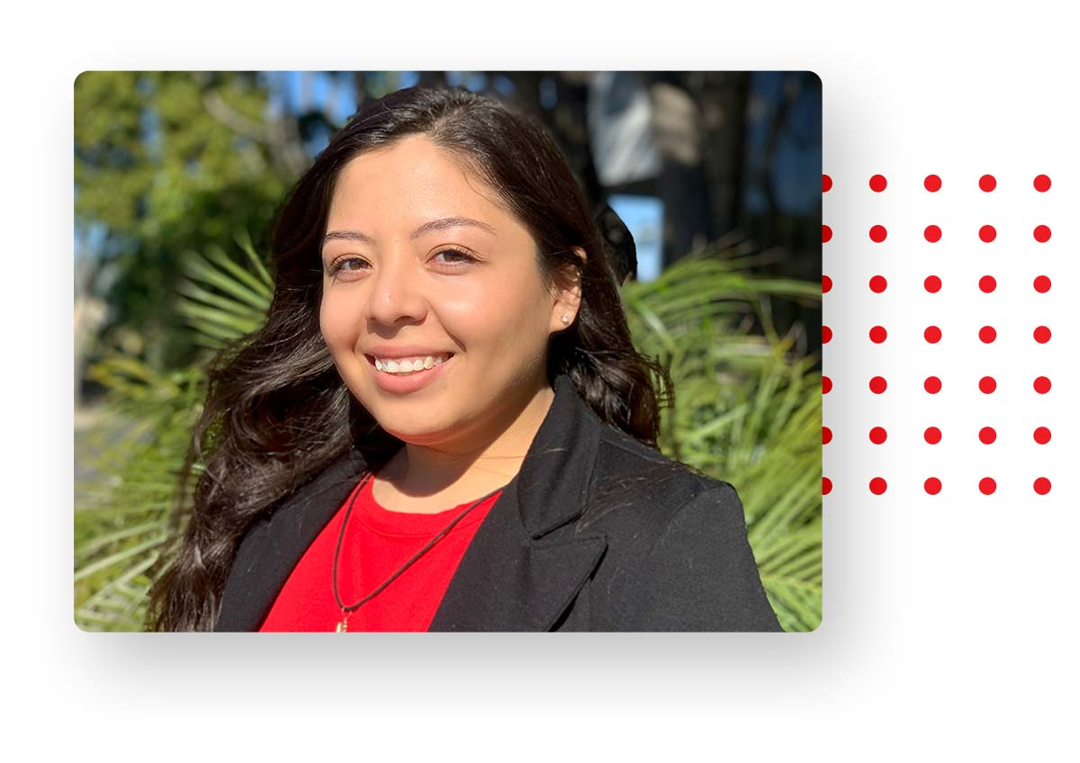 accounting team headshot Juliana Ramirez CEO
