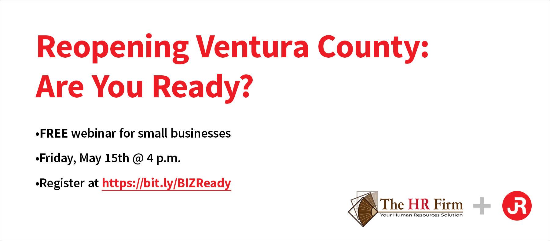 COVID-19-webinar-HR Firm JR Bookkeeping Ventura County reopen