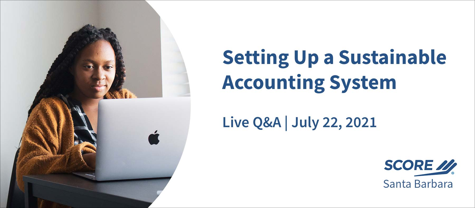 SCORE setting up accounting system session Q&A 2